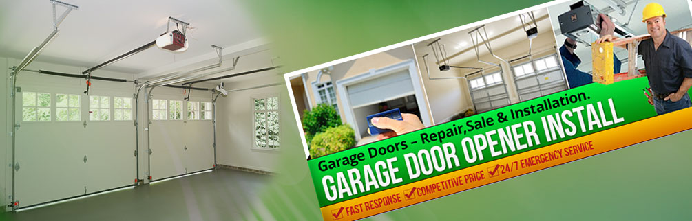 Garage Door Repair Edmonds | 425-245-9012 | Openers